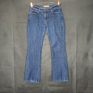 Levi's Ultimate Lift Bootcut 544 Dark wash jeans 4